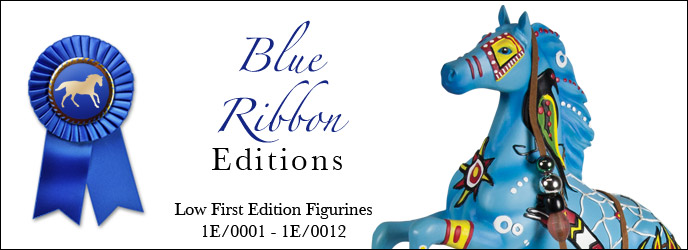 Blue Ribbon Edition Figurines