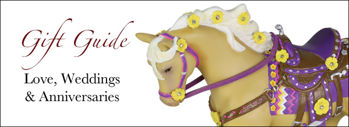 Wedding Anniversary Gift Guide: The Trail Of Painted Ponies